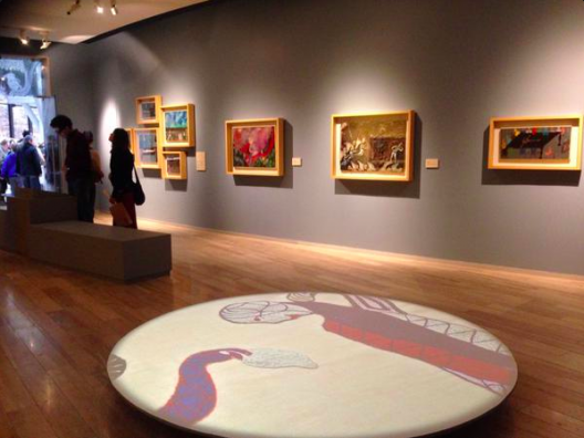 Museo Violeta Parra (vía @MuseoVParra, vía Twitter).