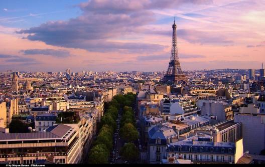 París, Francia. © Moyan_Brenn, vía Flickr.