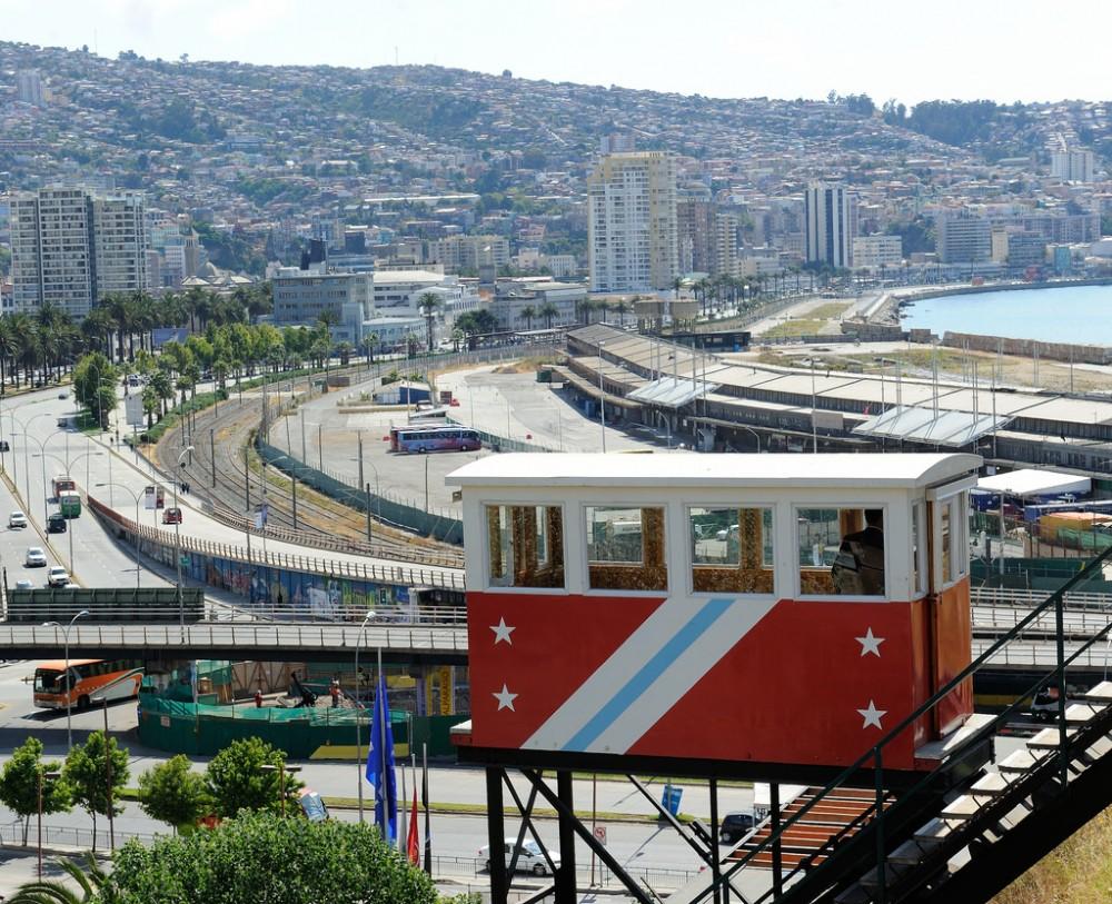 Sector Barón, Valparaíso. © transitpeople, vía Flickr.