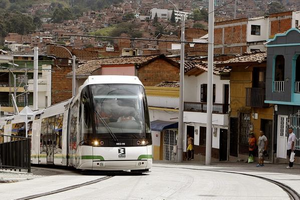 Tranvia de Medellin