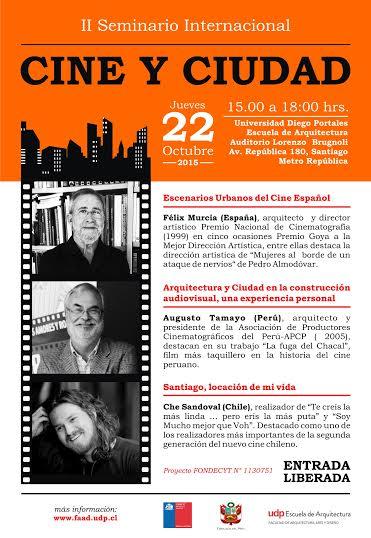 Cine y ciudad