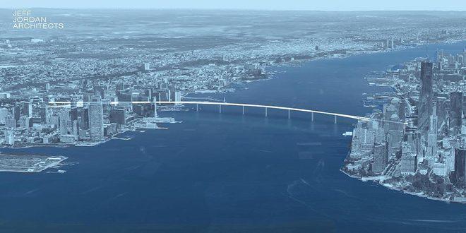 Cortesía de Jeff Jordan Architects, vía 'Liberty Bridge'