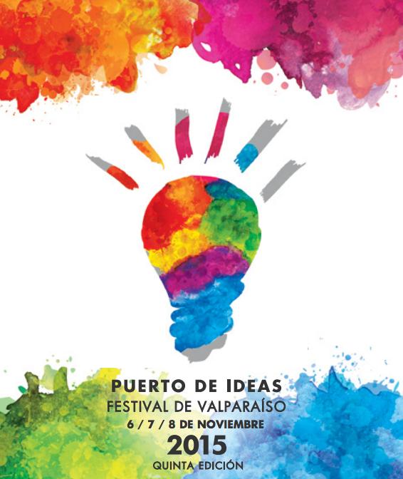 afiche puerto de ideas valparaiso 2015