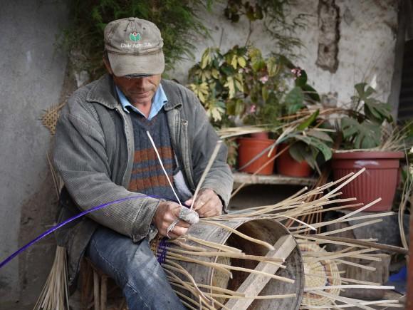 Artesano en Chimbarongo. © Conyr, vía Flickr.