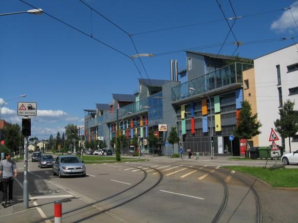 Barrio Schlierberg en Friburgo, Alemania. © kai.bates, vía Flickr.
