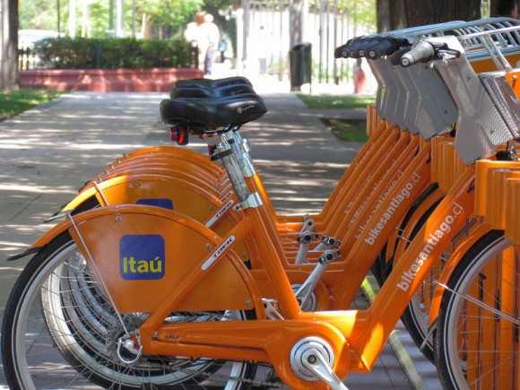 Bikesantiago. © RL GNZLZ, vía Flickr.