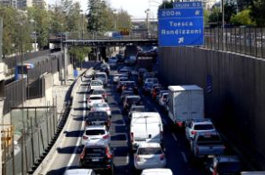 accidentes autopistas urbanas