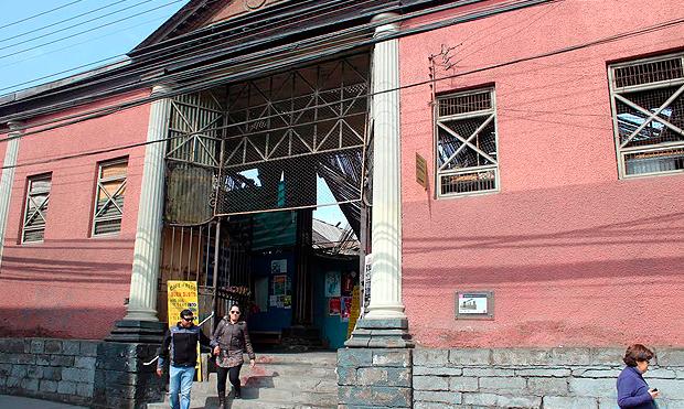 mercado central arica