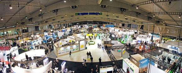 Más de 14.000 personas asistieron al congreso. ©Smart City World Congress