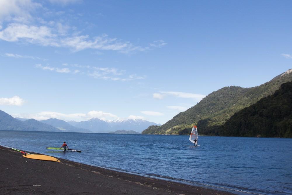 Lago Todos Los Santos. © Plataforma Urbana