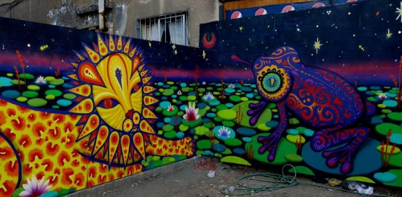 /srv/www/purb/releases/20151110151437/code/wp content/uploads/2015/11/mural liontigrispardus feat ranatribalistica museo a cielo abierto san miguel santiago cortesia juanita perez