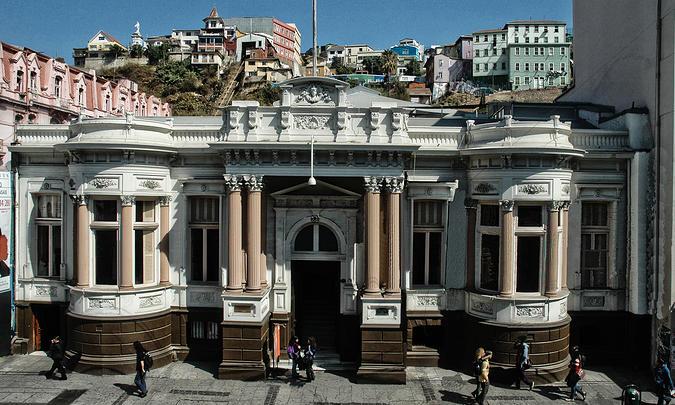 © Museo Historia Natural de Valparaíso