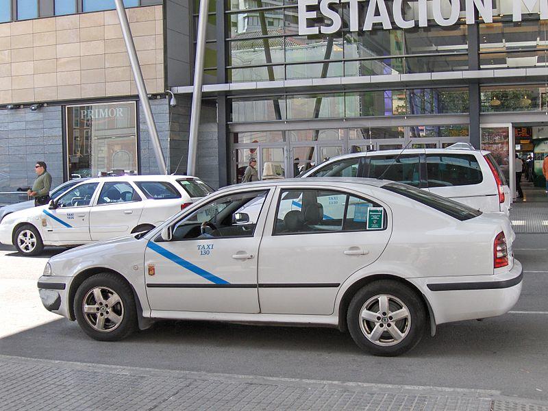 taxi españa