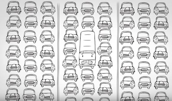 video quien se hace cargo de la congestion actus