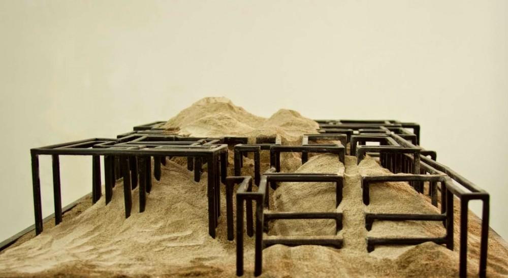 Estructura-Paraíso. Image © Gianine Tabja