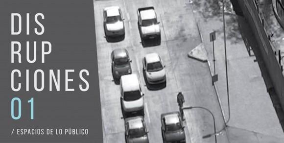 afiche seminario disrupciones mac quinta normal