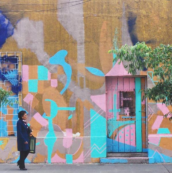 Avenida Manuel Montt, Providencia. Cortesía de La Ciudad al Instante