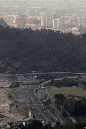 autopistas urbanas santiago