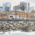 playa cavancha iquique