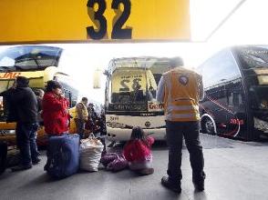 multas cinturon seguridad buses
