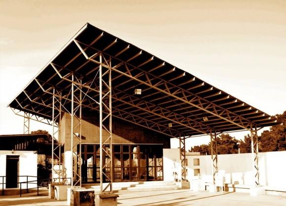 Centro Cultural Camilo Mori en El Quisco. Fuente Red Cultura