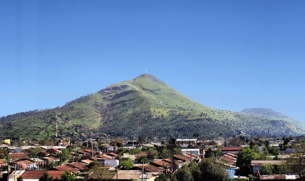 Cerro Renca, Santiago. © Robert Cutts (pandrcutts), vía Flickr.