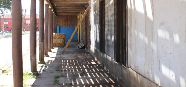 Corredor Manuel Rodríguez, Chanco. Fuente imagen: CNCA