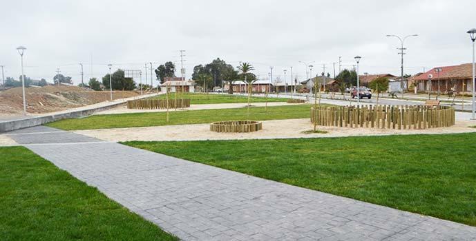 Parque de Los Vientos de Marchigüe. © Ministerio de Vivienda y Urbanismo, vía Flickr.