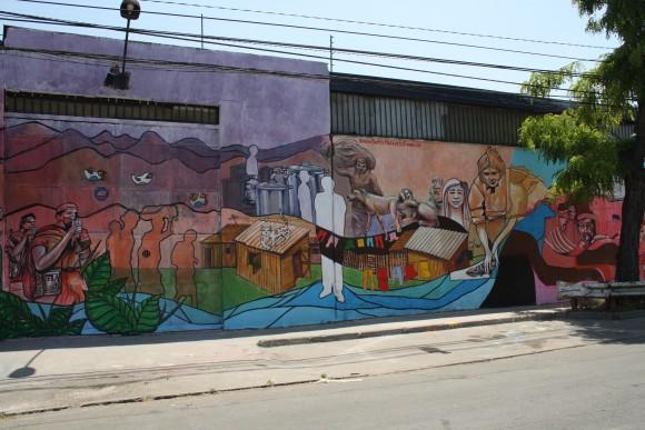 Origen e Historia del Barrio. Interseccion de calle Placer con Eduardo Matte. Plataforma Urbana.