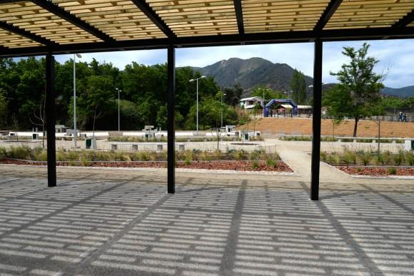 Parque Comunal Alhué. © Ministerio de Vivienda y Urbanismo, vía Flickr.