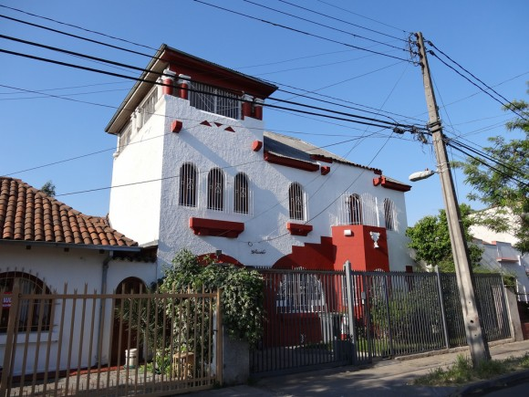 Población Los Castaños, Independencia © Santiago Kul, vía Flickr.