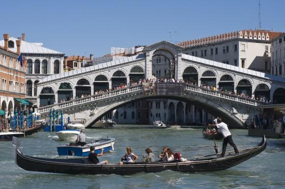 Puente Rialto, Venecia. © Dr. Jaus, vía Flickr