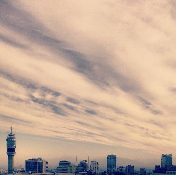 Santiago centro. Cortesia de La Ciudad al Instante