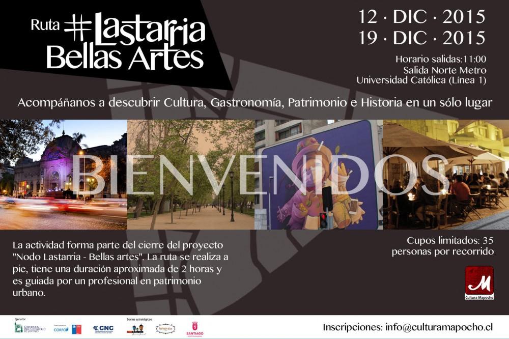 Lastarria Bellas Artes
