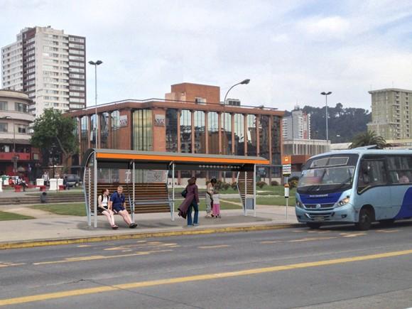 Propuesta Paradero Opción 3 de Alta Capacidad. Fuente imagen: Yo Elijo Mi Paradero.