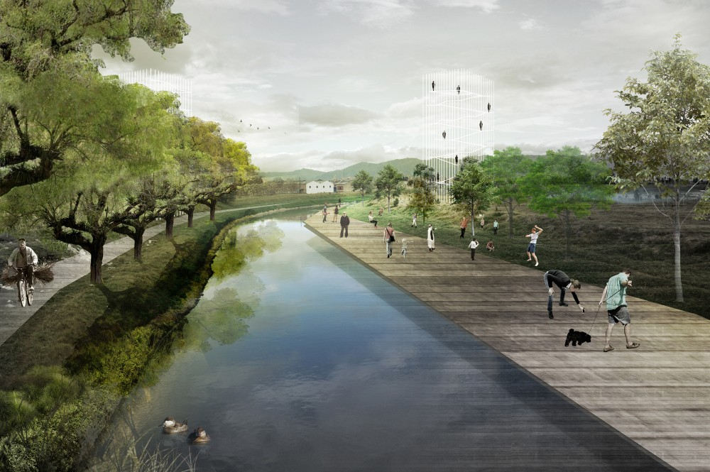 Cortesía de MOBO Architects + Ecopolis + Concreta