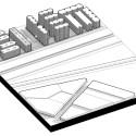 Desarrollo existente. Image Cortesía de MOBO Architects + Ecopolis + Concreta