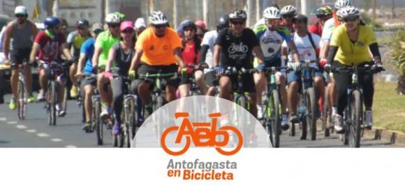 afiche charla hernan silva antofagasta en bicicleta