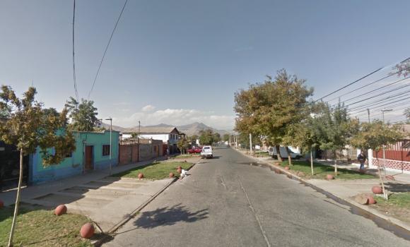 Avenida Monterrey, Conchalí.