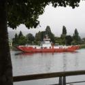 barcaza tehuelche en valdivia
