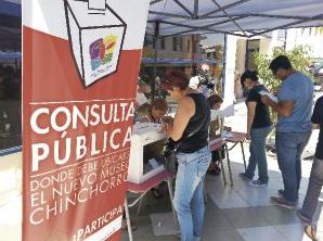consulta ciudadana museo chinchorro arica