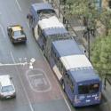 vias solo bus sector oriente santiago