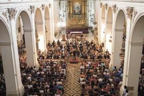 orquesta filarmonica de santiago catedral metropolitana