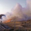 incendio vertedero santa marta