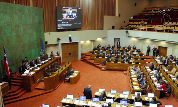 comision gobierno senado
