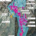 Catastro viviendas destruidas cerro La Cruz