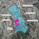 Catastro viviendas destruidas cerro La Merced