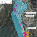 Catastro viviendas destruidas cerro Ramaditas, Valparaíso