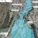 Catastro viviendas destruidas cerros Monjas y Mariposas, Valparaíso