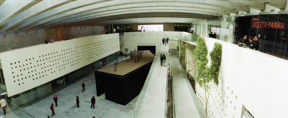 Centro Cultural La Moneda. © loestamosgrabando, via Flickr.